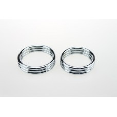 HEAVY DUTY metal cock ring delay penis ring