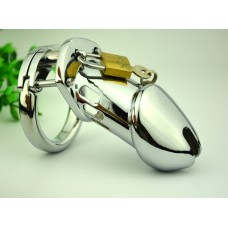 Male Chastity Device With Size Penis Ring