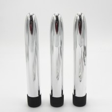 multi-speed 7 inch rod metallic women bullet vibrators